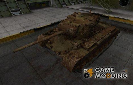 Американский танк M26 Pershing for World of Tanks