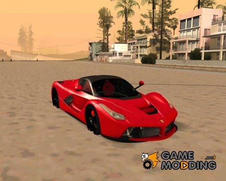 Ferrari Pack for GTA San Andreas