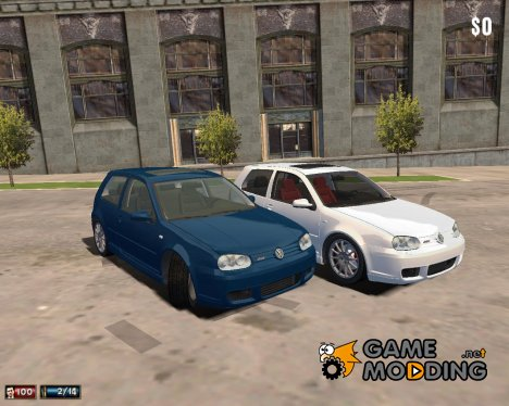 Volkswagen Golf IV 2006 для Mafia: The City of Lost Heaven