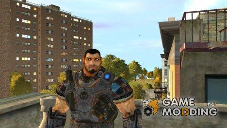 Доминик Сантьяго for GTA 4
