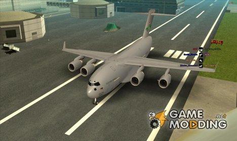 Пак воздушного транспорта от Nitrous'а для GTA San Andreas