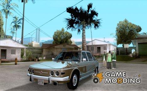 Tatra 613-2 для GTA San Andreas