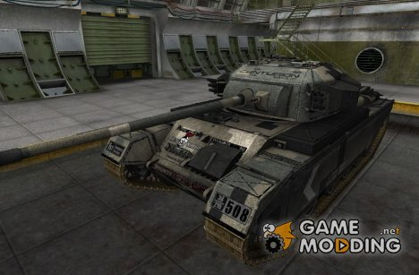 Шкурка для Centurion Mk 7/1 for World of Tanks