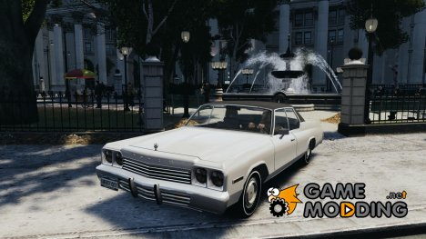 Dodge Monaco 1974 for GTA 4