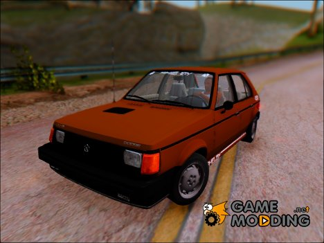 1986 Dodge Shelby Omni GLHS for GTA San Andreas