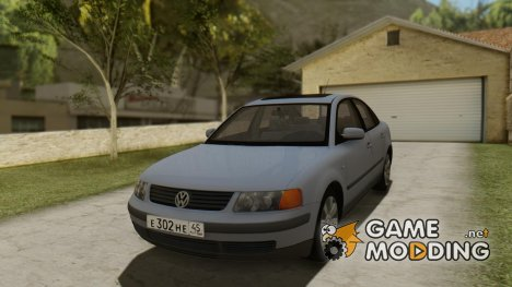 Volkswagen Passat B5 1998 1.9 TDi for GTA San Andreas