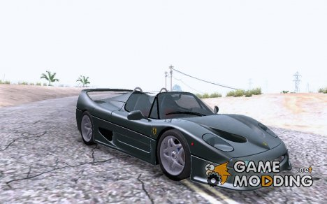 Ferrari F50 '95 Spider v1.0.2 for GTA San Andreas