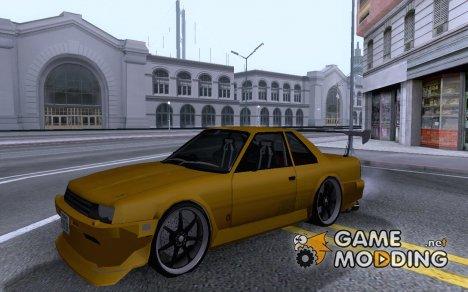 Nissan R30 Drift Tuned для GTA San Andreas