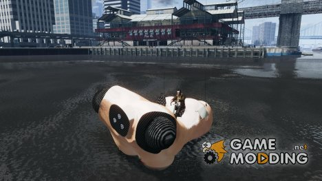LoveBoat Mod v1.0 for GTA 4