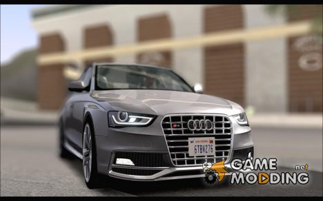 Audi S4 Avant 2013 для GTA San Andreas