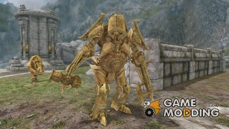 Summon Dwemer Mechanicals - Mounts and Followers for TES V Skyrim
