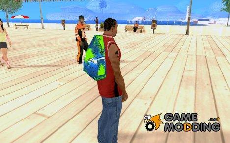 Парашют for GTA San Andreas