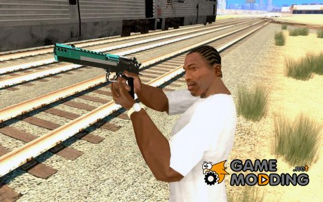 New Desert Eagle for GTA San Andreas