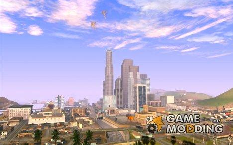 Выбор любой погоды for GTA San Andreas
