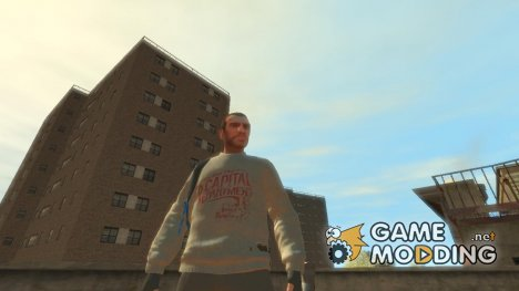 Кофта Broadway v.2 for GTA 4