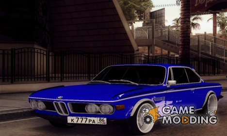 BMW 30 CSL for GTA San Andreas