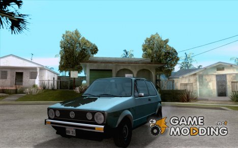 VolksWagen Golf LS for GTA San Andreas