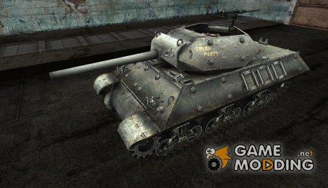 шкурка для M10 Wolverine для World of Tanks