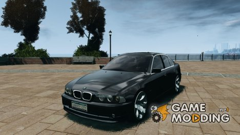 BMW 530I E39 [Final] for GTA 4