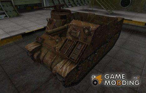 Американский танк M7 Priest для World of Tanks