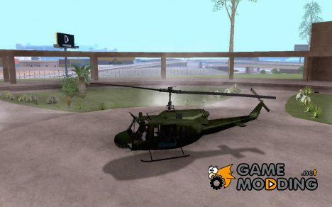 Bell 212 for GTA San Andreas