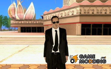 Новый скин на замену bmymib для GTA San Andreas