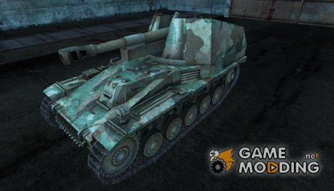 Wespe от sargent67 for World of Tanks