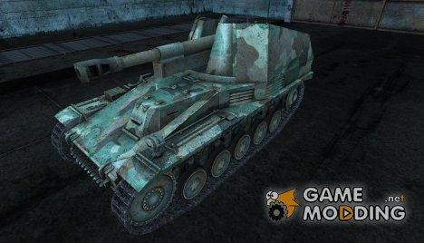 Wespe от sargent67 для World of Tanks