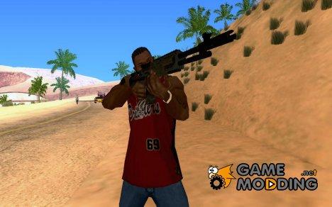 МК14 for GTA San Andreas