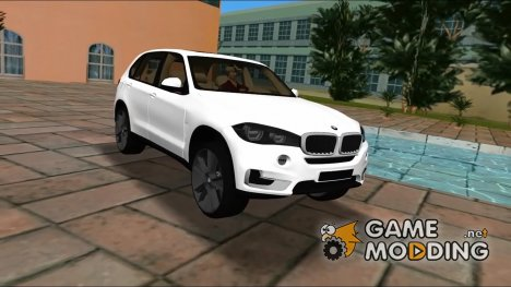BMW X5 2014 Beta для GTA Vice City
