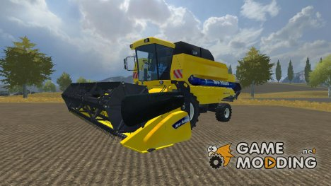 New Holland TC5070 V 1.2 для Farming Simulator 2013