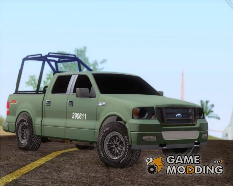 Ford F-150 2006 Military MEX for GTA San Andreas