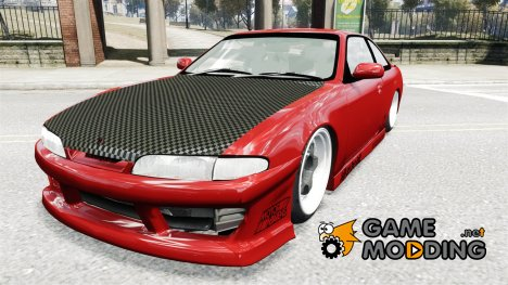 Nissan S14 ZENKI JDM v2 for GTA 4