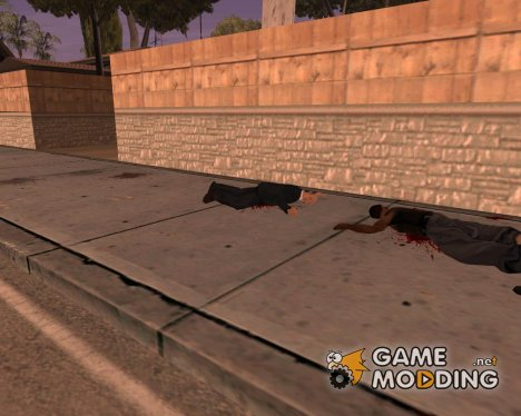 Убить взглядом для GTA San Andreas