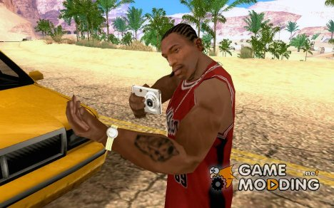 Сamera (stif) для GTA San Andreas