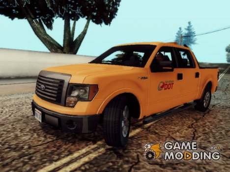 Ford F150 2010 for GTA San Andreas