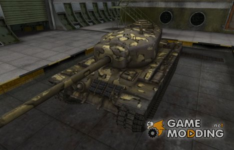 Простой скин T30 for World of Tanks