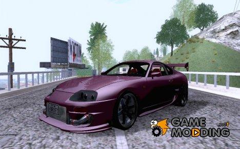 Toyota Supra Vtuning for GTA San Andreas