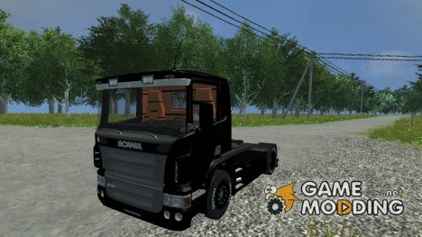 Scania R420 for Farming Simulator 2013