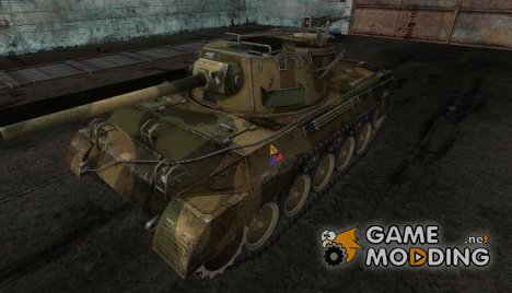 M18 Hellcat for World of Tanks