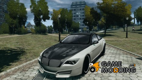 BMW M6 Tuning for GTA 4