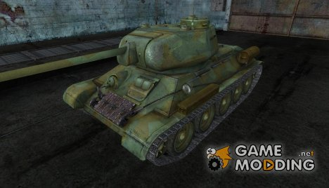 T-34-85 3 for World of Tanks