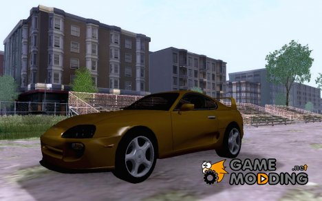 Toyota Supra AE 1997 for GTA San Andreas