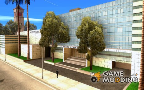 UGP Moscow New General Hospital for GTA San Andreas