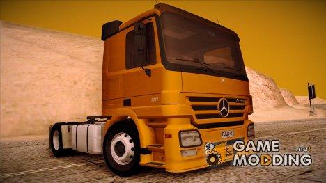 Mercedes-Benz Actros 3241 для GTA San Andreas