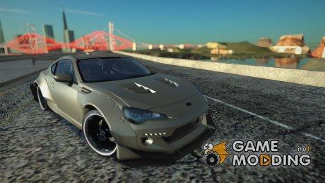 2013 Subaru BRZ Rocket Bunny for GTA San Andreas
