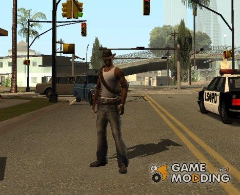 John Marston's Ammunition для GTA San Andreas