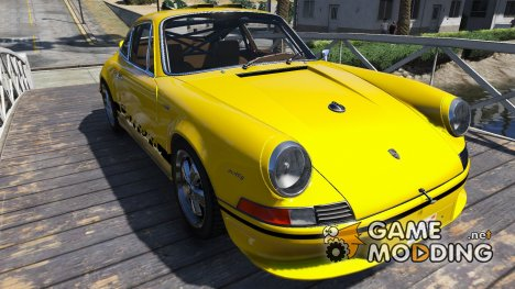 1973 Porsche 911 Carrera RS for GTA 5