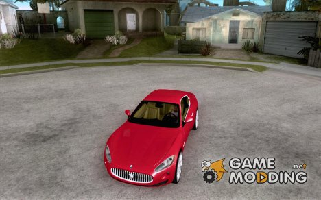 Maserati Gran Turismo для GTA San Andreas