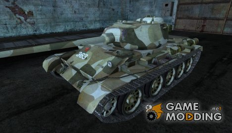 T-44 8 for World of Tanks